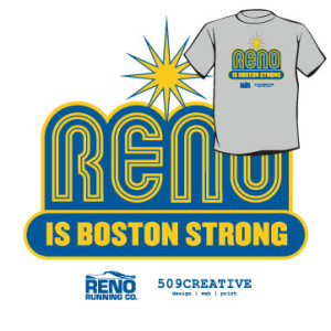 Reno is Boston Strong