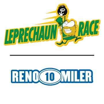 Leprechaun Race and Reno 10 Miler