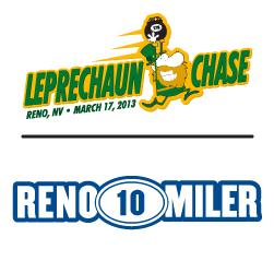 Leprechaun Chase & Reno 10 Miler