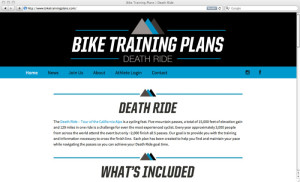 Bike Training Plans