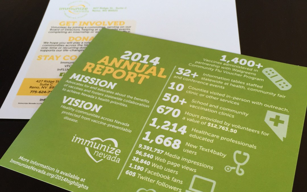 Immunize Nevada Annual Report