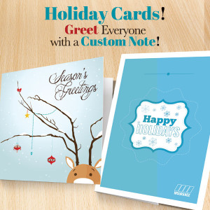 Custom Greeting Cards by 509 Creative